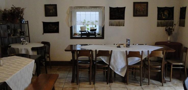 Restauracja Tejsza w Tykocinie