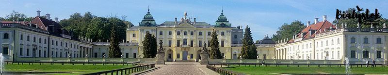 Pałac w całej swej krasie