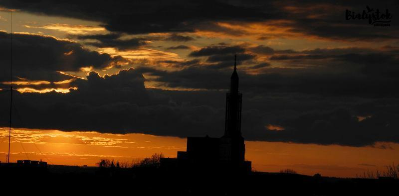 Białystok subiektywnie - blog o Podlasiu. Kościół św. Rocha