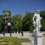 Salon ogrodowy Pałac Branickich