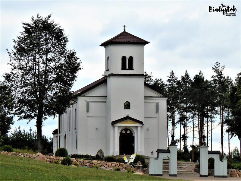 10 najpiękniejszych sanktuariów katolickich w Podlaskiem
