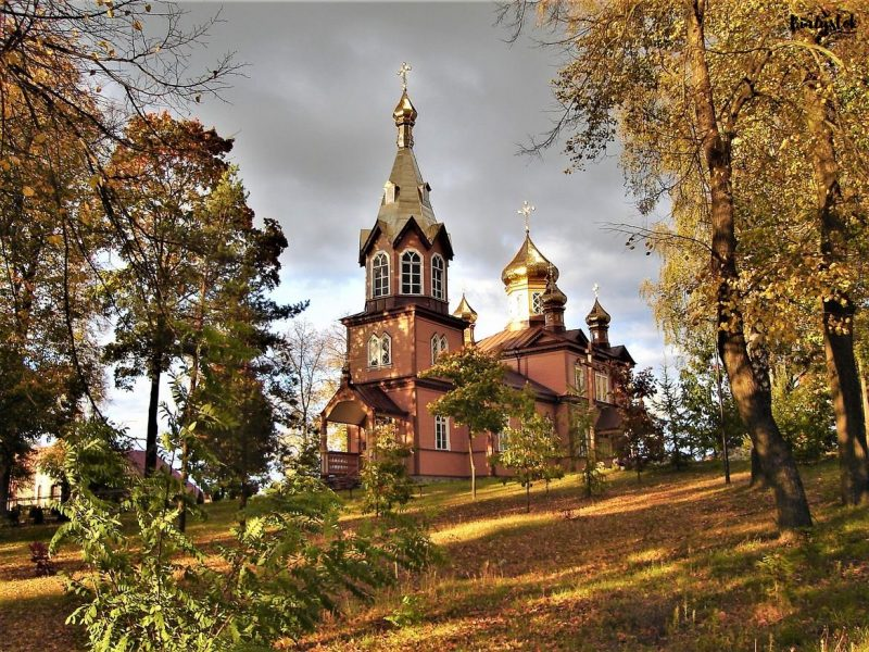 Cerkiew w Michałowie, fot. Edyta Rosiak