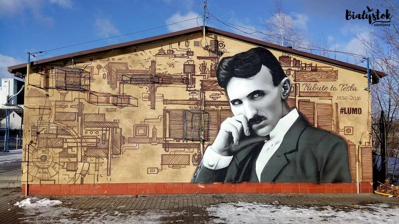 Murale w Białymstoku. Mapa 2018