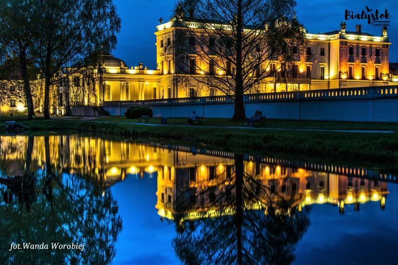Ogrody Pałacu Branickich