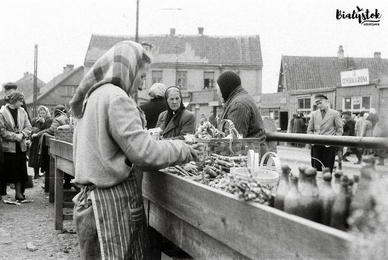 Rynek i handel w Białymstoku