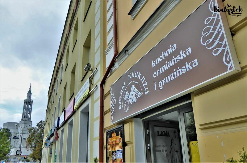 Smaki Kaukazu Restauracja Ormiansko Gruzinska W Bialymstoku Recenzja