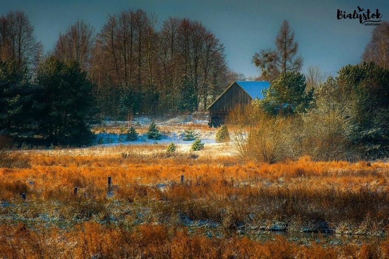 5 Powodów Dla Których Warto Odwiedzić Podlaskie Zimą Zima