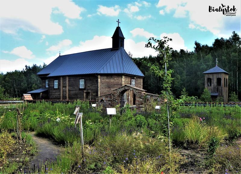 drewniane kościoły na Podlasiu