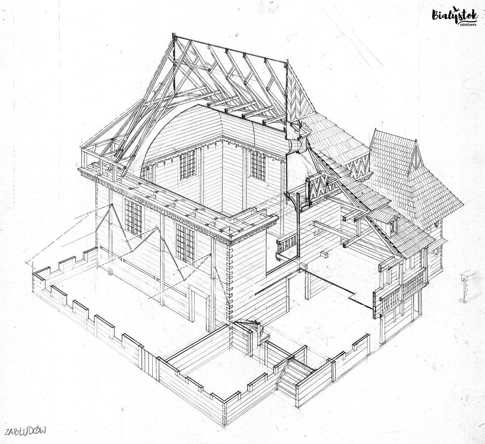 Synagoga w Zabłudowie. Zabłudów