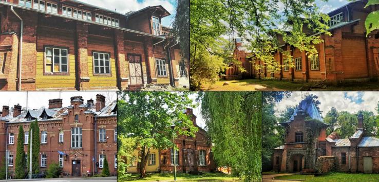 Pałac carski w Białowieży