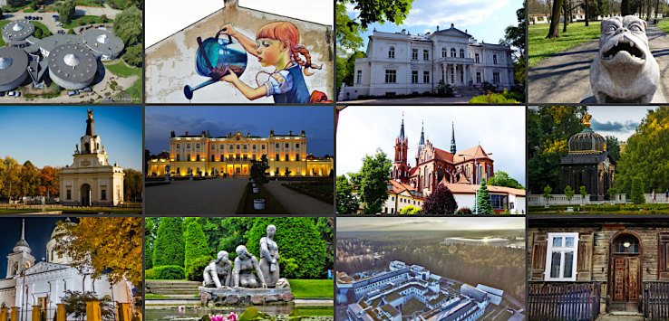 Attractions of Białystok