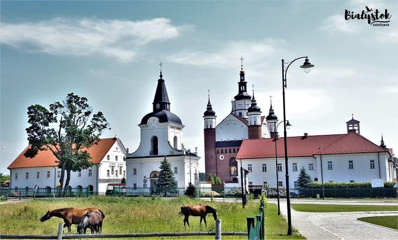 Interesting sites in Podlasie