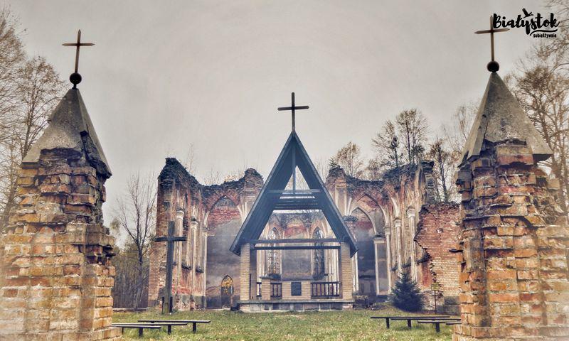 Ruiny na Podlasiu i w Podlaskiem