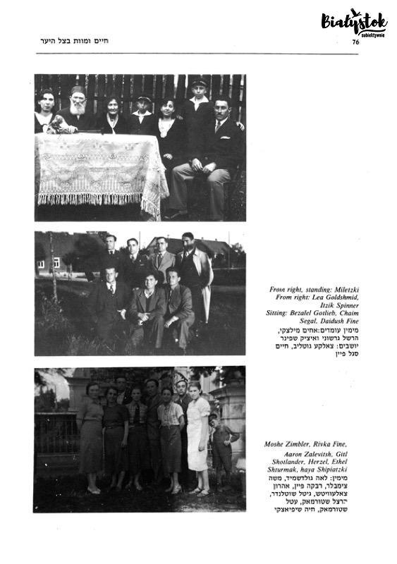 Żydzi z Supraśla