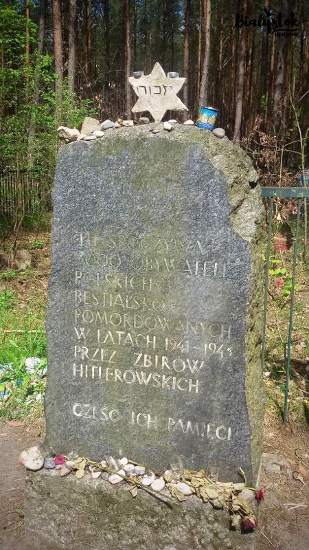 Zagłada Żydów z Tykocina